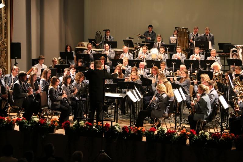 Musikverein Erlenbach im Konzerthaus Revensburg
