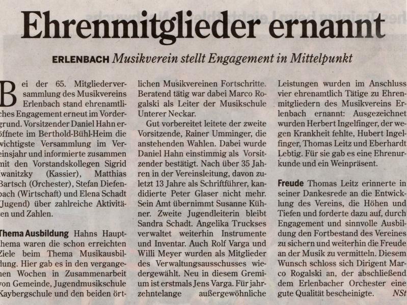 Neckarsulmer Stimme 02.03.2017